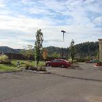 Even more parking lot
