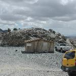 U-dig採石場 三葉虫が採れます