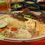 dinner at adelitas