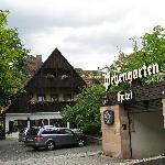 Hotel - Gaststätte Petzengarten
