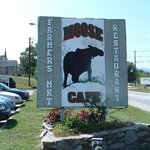 You can't beat the Moose Cafe for a tasty breakfast.