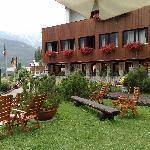 Hotel Mirage Cortina Foto
