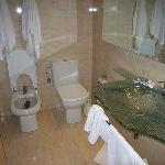 hotel Blaumar - bath