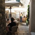 Rosarij restaurant terrace