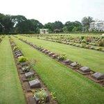 Cementerio de Guerra Kanchanaburi