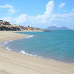 Beautiful Cove of La Perla del Mar in South Beach San Felipe KM 6