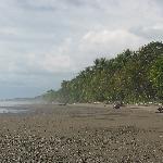 plage déserte !