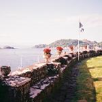 Oban Bay from Dungallan Gardens