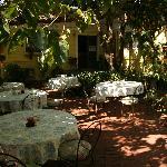 Frühstücksgarten