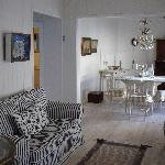 Los Suite Living Area