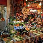 Alla Vucciria B&B, market