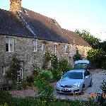 """La Foulerie"" Picture of the farmhouse"
