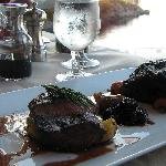 beef tenderloin and spare rib