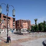 New Marrakech near hotel
