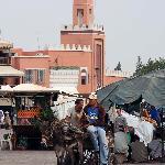 Traditional transport, Jemma el Fna
