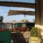 Rooftop Bar at Mercenate Palace