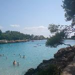 Cala Gran beach