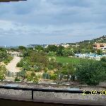 vue depuis notre balcon