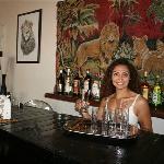 Charming Bar Staff