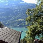 Lake Brienz from Lindenhof room