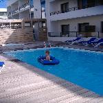 Archipel Pool area