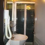 Our Bathroom at La Poesia (the Clizia)