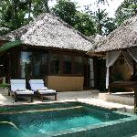 Our valley pool villa