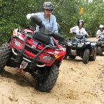 ATV Off-Road Adventure Tours in the Ocala National Forest Great Fun
