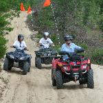 Ocala in the Woods with ATV Off-Road Adventure Tours 561-333-8687