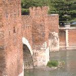 Ponte Castelvecchio sull'Adige