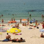 Samil beach- walking distance from hotel