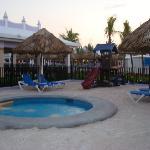 Kiddie Area Pool
