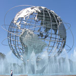 Unisphere, Flushing Meadows.