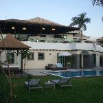 Villa privada dentro del Hotel