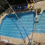 piscine hôtel Estoril Eden 1