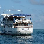 Barco de la isla