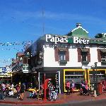Papas and Beer, Ensenada