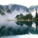 Snow Lake in Mt. Rainier National Park