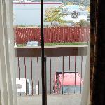 Window view - parking