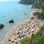 Mirtiotissa spiaggia