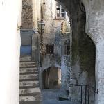 Centro Storico - Looking back down