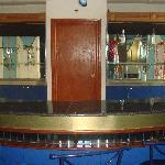 bar ferme du 1er etage