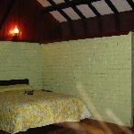 Doppelzimmer in Hütte Monte Selva - Banos