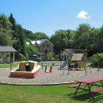 Caravans for Hire, Touring & Camping in grounds of the old Mill