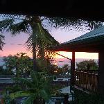 View from Ocean Suite Veranda.