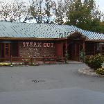 Steak Out restaurant nearby