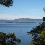 Oslo - seen from Ingierstrand