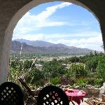 Vista de la Galeria terraza