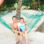hammocks @ the beachfront