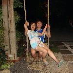 the lovely swing